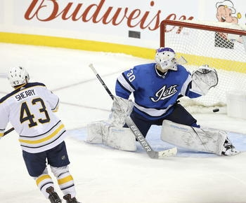 NHL roundup: Conor Sheary's shootout goal lifts Sabres over Jets