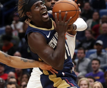 NBA roundup: Pelicans top Knicks