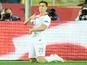 Newcastle United 'scout Genoa forward Krzysztof Piatek'