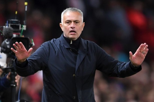 Jose Mourinho has already sent Manchester United transfer window warning