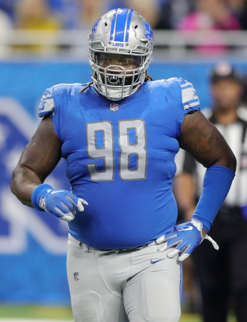 Damon Harrison everything Detroit Lions could have asked for so far