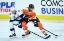 Flyers look to get back on track vs. Lightning in Saturday matinee