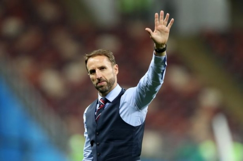Liverpool star yet to see Gareth Southgate angry - and hopes that continues