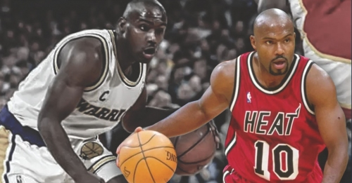 Tim Hardaway claims he has the best crossover ever
