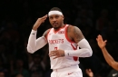 Rockets Melo Harshed