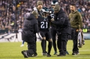 Eagles place Ronald Darby on injured reserve, promote practice squad cornerback