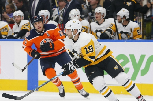 Pittsburgh Penguins @ Ottawa Senators 11/17/2018 - lines, preview, gamethread
