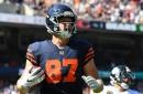 Bears activate Adam Shaheen off IR, shut Dion Sims down for season