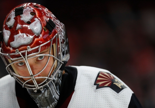 Darcy Kuemper to get another start as banged-up Coyotes host Boston Bruins