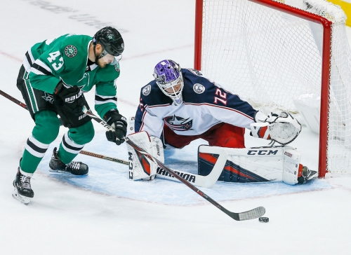 In return to the NHL, Stars forward Valeri Nichushkin remains goalless: 'I know I will be better'