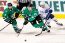 Stars recall Roope Hintz, Ben Gleason ahead of three-game road trip