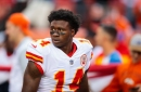Chiefs' final injury report vs. Rams: Sammy Watkins is questionable to play