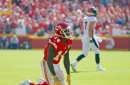 Rams-Chiefs: Final injury report has Sammy Watkins QUESTIONABLE