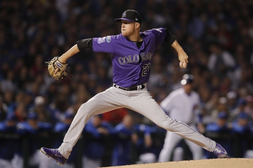 Ranking the Rockies: No. 1, Kyle Freeland