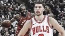 Bulls SG Zach LaVine could miss game vs. Raptors on Saturday
