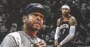 Allen Iverson says Carmelo Anthony shouldn't retire yet after stint with Rockets