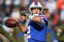 Nathan Peterman works out for the Detroit Lions, ESPN reports