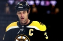 Bruins' Zdeno Chara out at least 4 weeks with knee injury