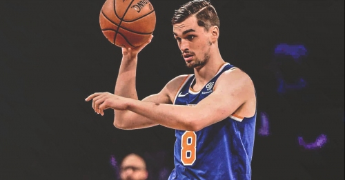 Mario Hezonja admits he doesn't know his role with Knicks