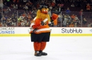 Gritty amuses even a mascot skeptic