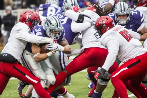 Don't count them out: K-State defense chokes out Texas Tech in Senior Day game