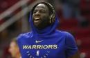 "Warriors vs. Mavs: Draymond Green's toe injury a ""day-to-day thing"""