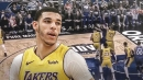 Video: Lakers' Lonzo Ball locks down 3 Magic players in one possession