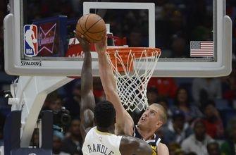 Davis scores 40, leads the Pelicans past the Nuggets 125-115