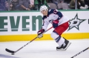 #Game 20 Recap: Atkinson's Hat Trick Lifts Blue Jackets Over Hurricanes, 4-1