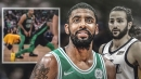 Video: Celtics' Kyrie Irving drops Ricky Rubio with sick crossover