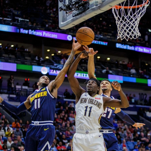 Pelicans learning to adjust to life without true point guard Elfrid Payton