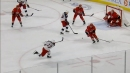 Cam Atkinson lights up Hurricanes for hat trick