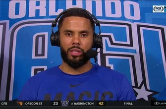 D.J. Augustin: 'We're just getting better every day'