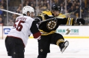Bruins vs. Arizona 11/17/18 RECAP: Boston hangs on to win 2-1!