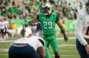 Herd defense sets school record, stuffs Roadrunners at minus-26 yards rushing