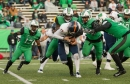 Dominant defensive showing sends Herd seniors out with 23-0 defeat of UTSA
