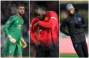 Manchester United news and transfers LIVE Lukaku injury latest as Lingard and Rashford prepare for England vs Croatia