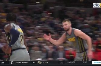 WATCH: Pacers bounce back for comeback win after slow start