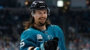 Erik Karlsson scores first as a San Jose Shark