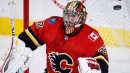 Rittich provides much-needed clutch saves to spark Flames comeback