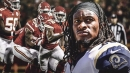 Rams RB Todd Gurley says he doesn't know what over/under betting line is