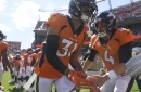 How Broncos S Justin Simmons found that little bit extra