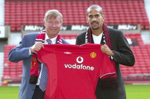 Juan Sebastian Veron identifies moment Manchester United's struggles began