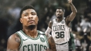 Marcus Smart's shot attempts is a good barometer of Boston's fate