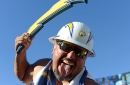 Chargers fans expect Los Angles to breeze by the Denver Broncos on Sunday