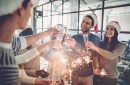 Hate Company Holiday Parties? Here's How to Survive Them