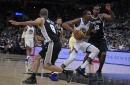 Warriors-Spurs cheatsheet: Can the Warriors salvage their road trip in San Antonio?