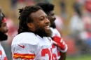 Eric Berry expected to begin practicing after the bye week, per report