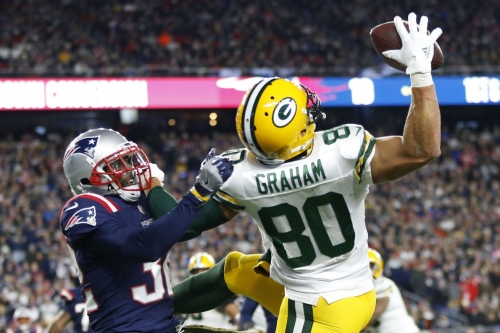 Falcons may face struggling Packers without Jimmy Graham, Mike Daniels
