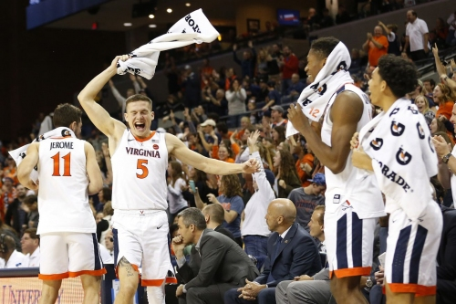 Virginia triggers second Pack Line Pledge game with win over Coppin State